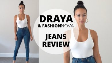 Photo of Draya Style Haul | Finding Your Best Fit with FashionNova Jeans