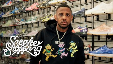 Photo of Fabolous Returns For Sneaker Shopping With Complex