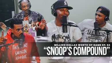 "Photo of Million Dollaz Worth of Game Episode 84: ""Snoop's Compound"" Ft. Snoop Dogg & Matt Barnes"