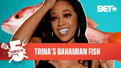 Photo of Trina Brings The Miami Heat With Her Caribbean-Style Spicy Fish Recipe | Cooked In 5