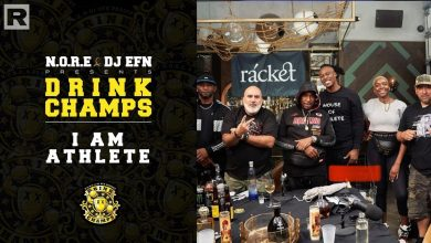 Photo of 'I Am Athlete' Podcast On The NFL And Sports Industry, Lebron James, BLM And More | Drink Champs