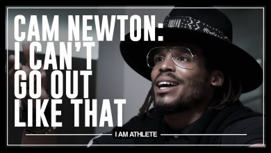 Photo of Cam Newton: I Can't Go Out Like That | I AM ATHLETE with Brandon Marshall, Chad Johnson & More