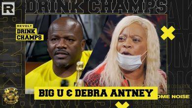 "Photo of Big U, Debra Antney & More Talk Nipsey Hussle's Death, ""Hip Hop Uncovered"" & More | Drink Champs"