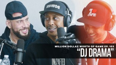 Photo of Million Dollaz Worth of Game Episode 103: DJ DRAMA