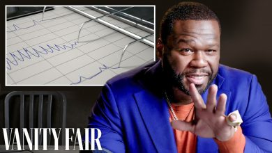 Photo of 50 Cent Takes a Lie Detector Test | Vanity Fair