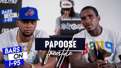 Photo of Papoose Bars On I-95 Freestyle